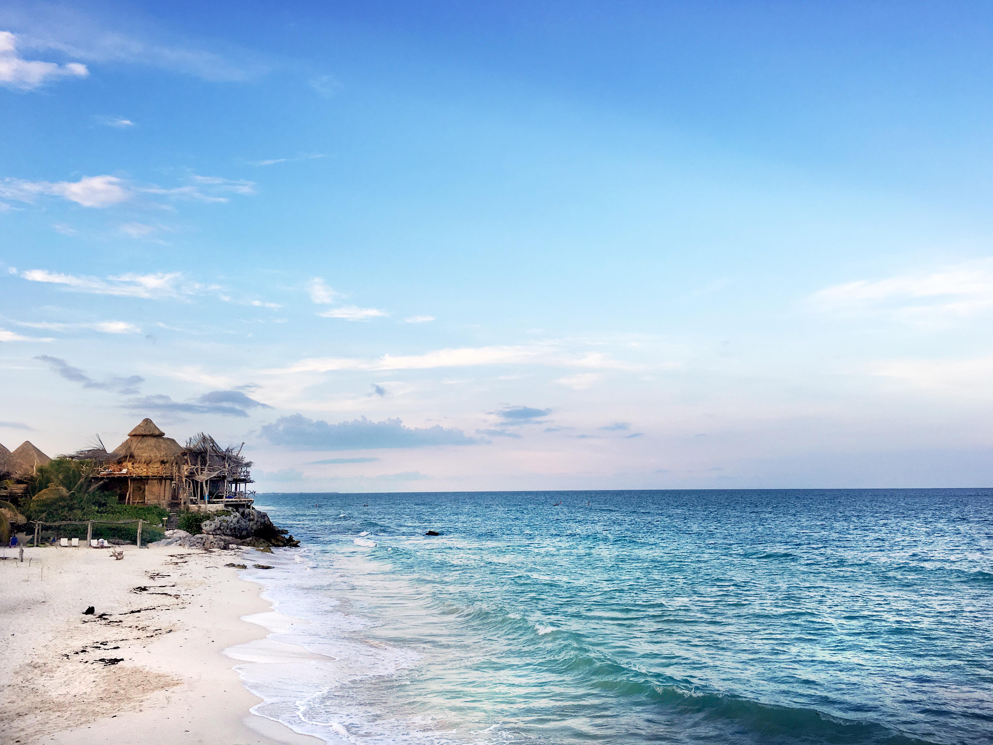 Beachfront Tulum
