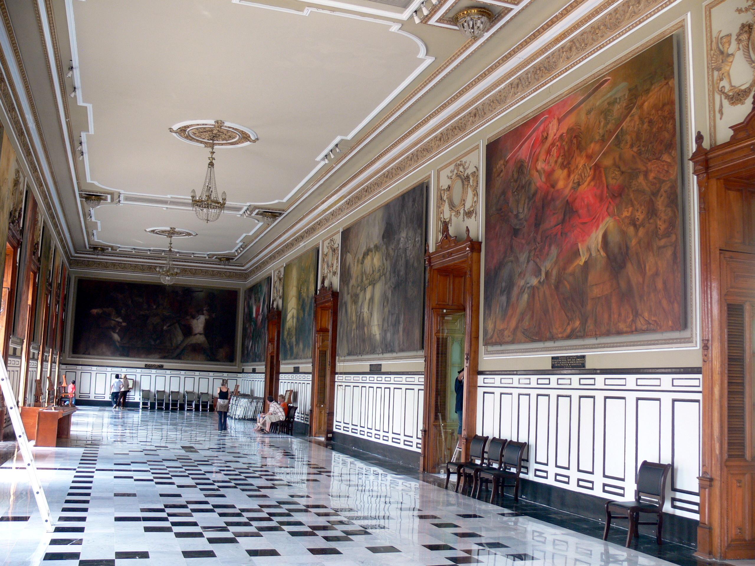 Palacio de Gobierno Merida