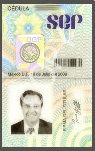 National Professional License