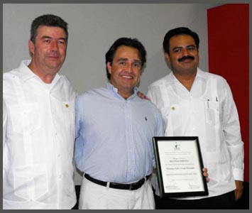 National President of Mexico's Professional Real Estate Association