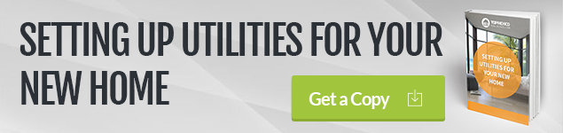 banner utilities-new-home