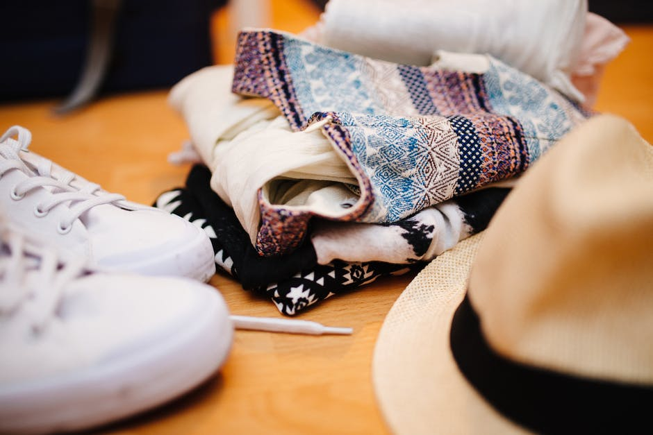 What to pack for paradise