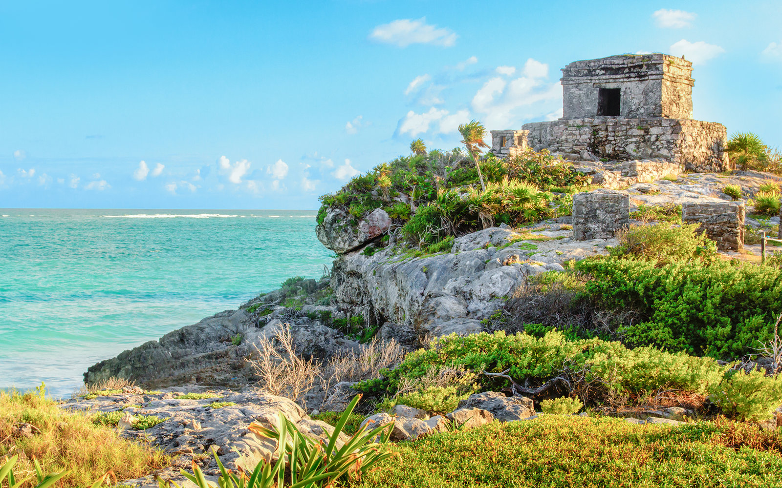Tulum Archeological Site