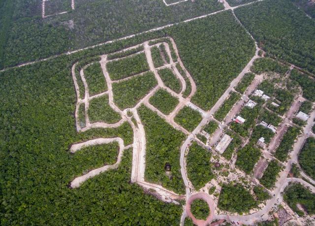 Build in the Riviera Maya