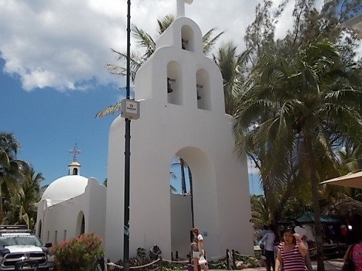 Playa del Carmen Church