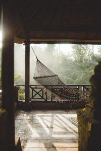 Refurbish condo hammock