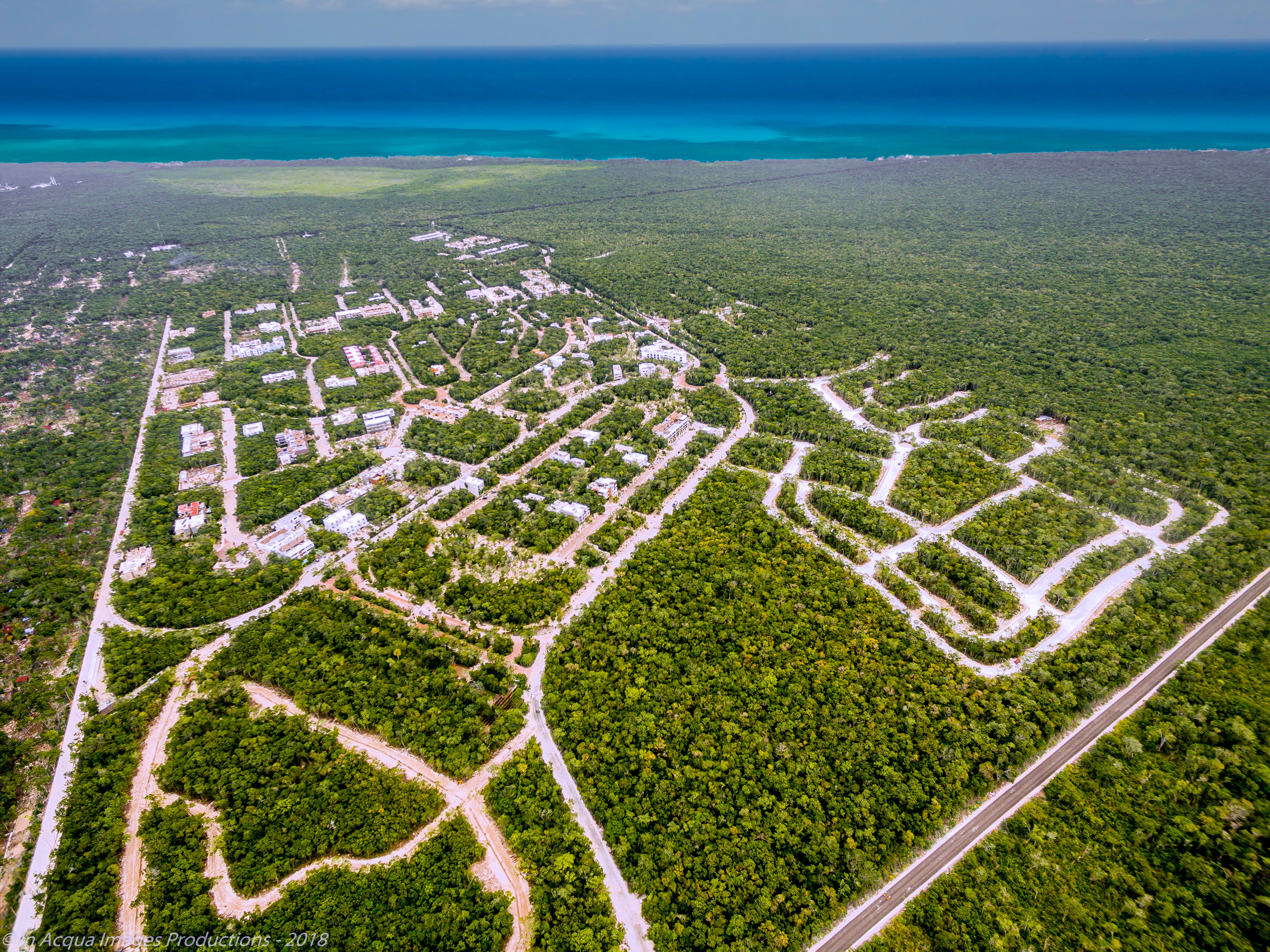 Aldea Zama Community in Tulum