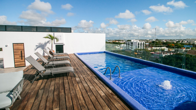 Rooftops in Playa del Carmen mls 21072