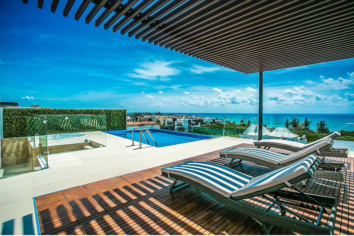 Rooftops in Playa del Carmen mls 21242