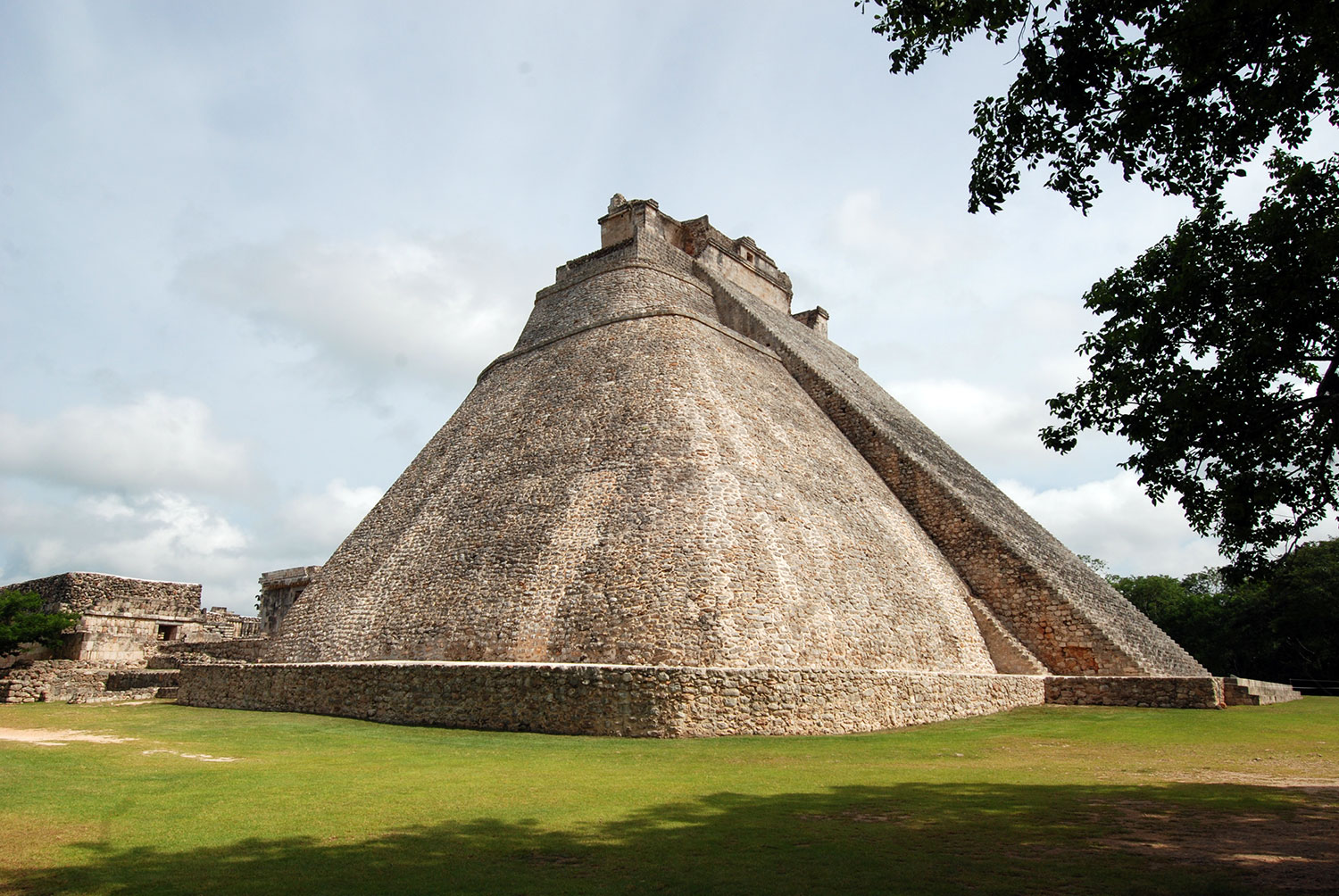Archaeological Sites_Uxmal