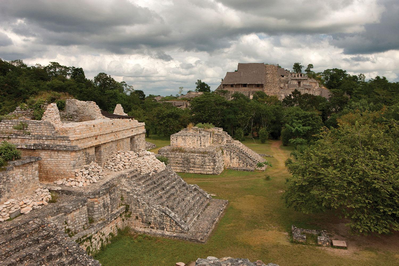 Ek Balam_Archaeological Sites