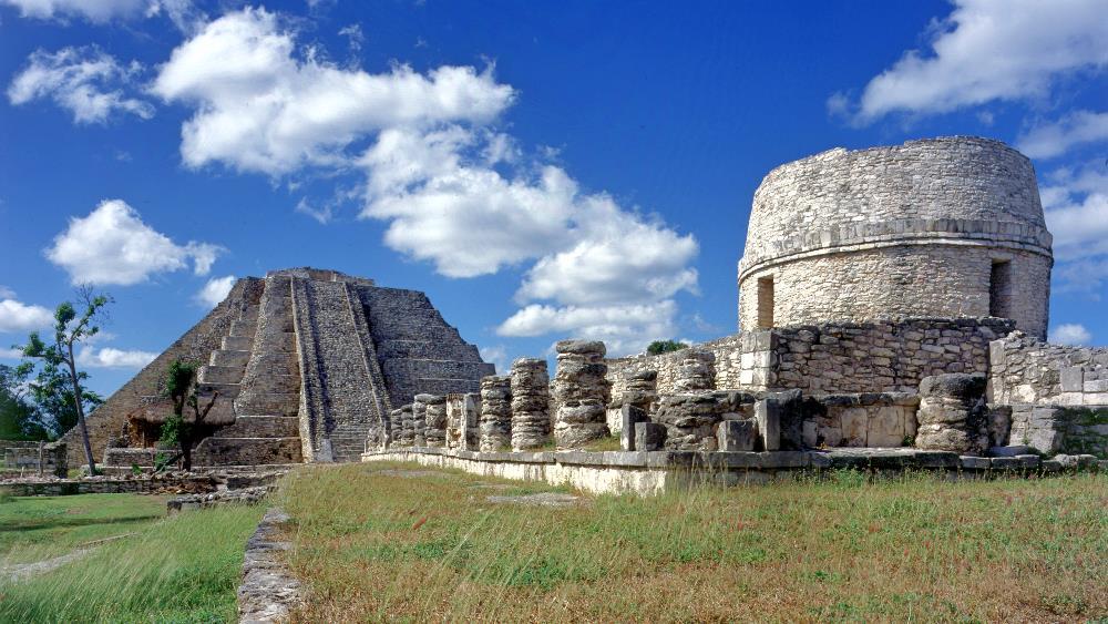 Mayapan_Archaeological Sites