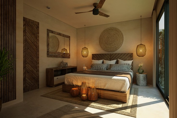 Invest in Mexico in this beautiful penthouse located in one of the newest areas in Tulum