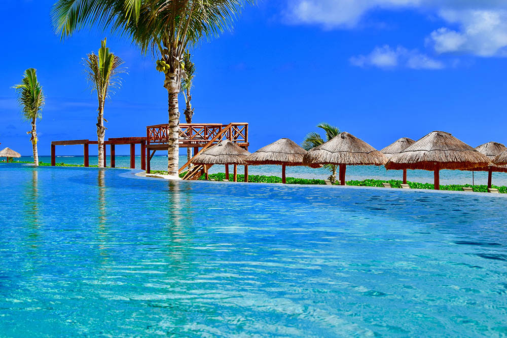 Puerto Morelos is a laid-back town located in the Mexican Caribbean