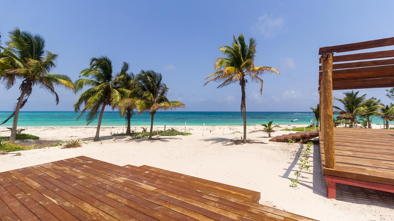 Top beaches in the Mexican Caribbean