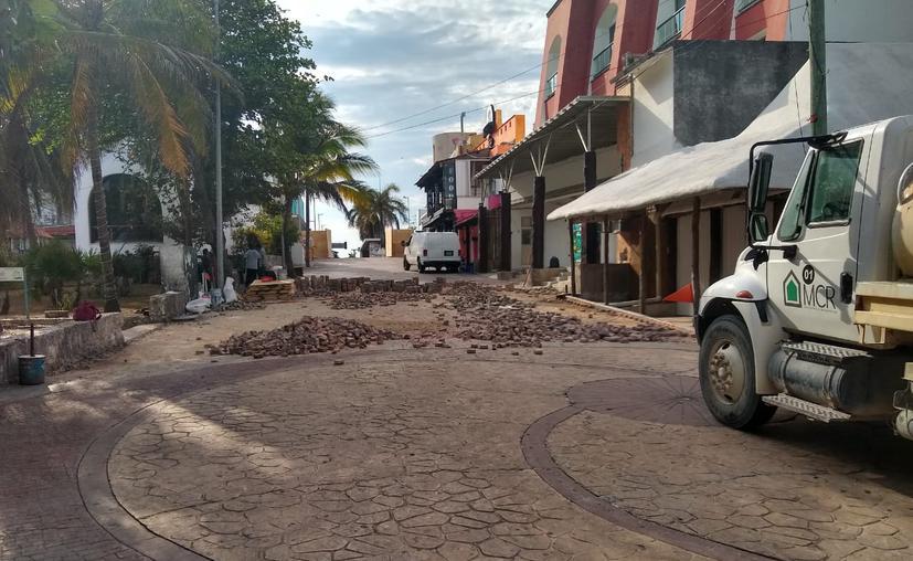 5th Avenue Playa del Carmen remodeling project