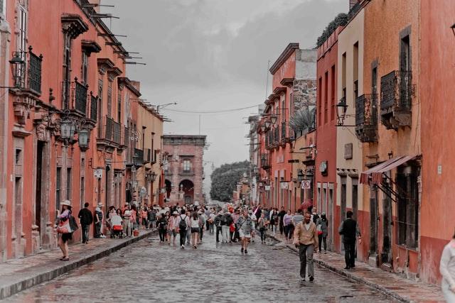San Miguel de Allende rental property