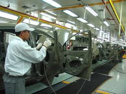Industry manufacturing in Mexico