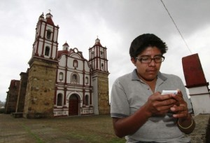 Mexico small business and cellphones