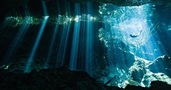 Cenote Sinkhole