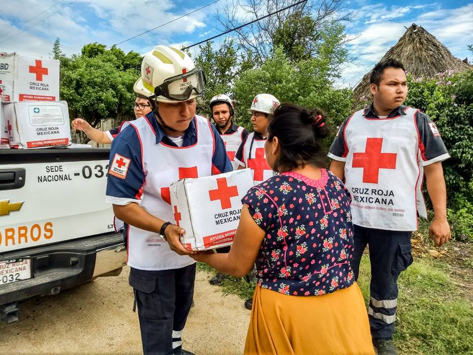 Earthquake in Chiapas and Oaxaca