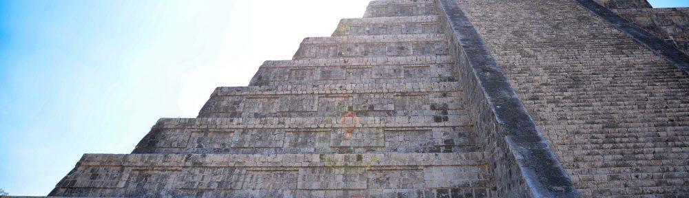 Chichen Itza in the Yucatan Peninsula