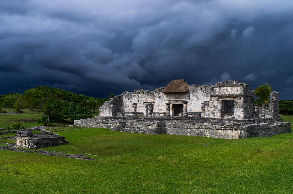 Hurricane Season in Riviera Maya