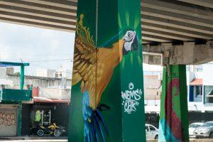 Street Art Playa del Carmen