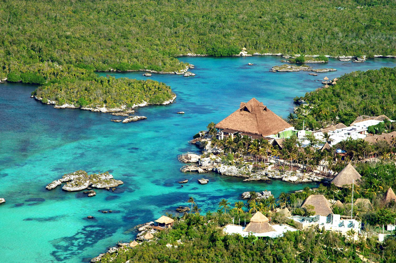 Xel Ha family activities