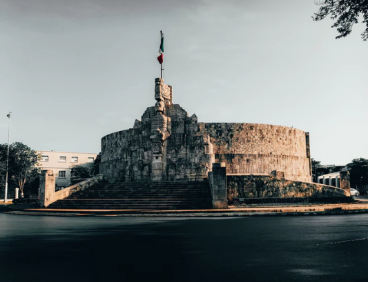 Merida Monumento a la Patria
