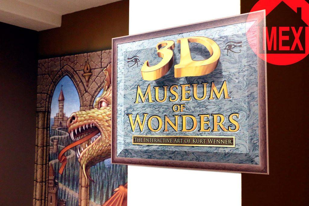 Family activities 3d Museum