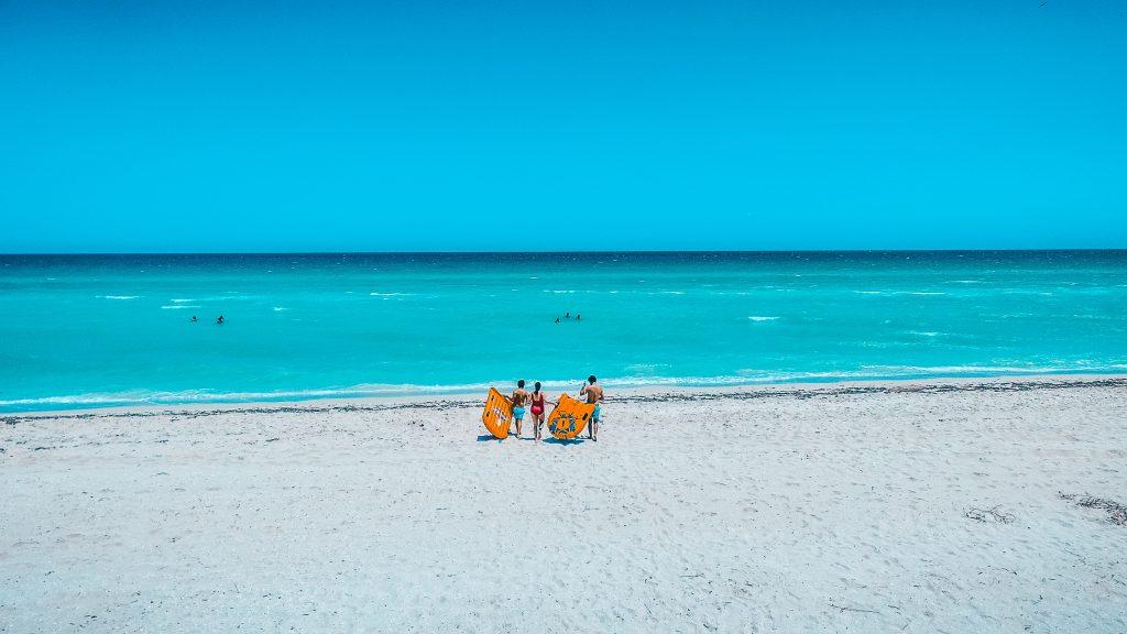 Sisal-Beach