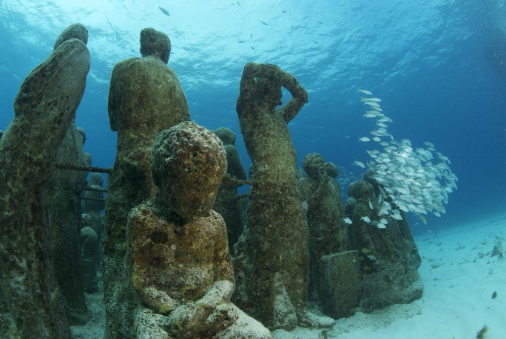 Underwater museum_Snorkeling